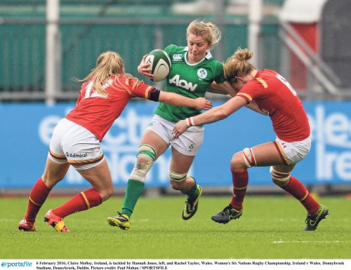 Ireland women's perfect start