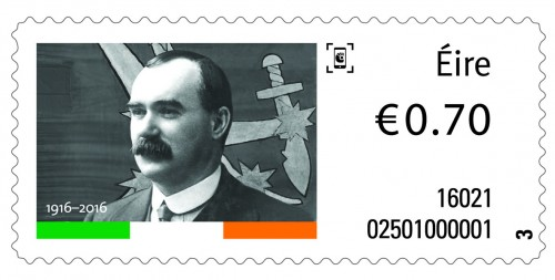 An Post's Eighth Definitive Stamps Series
