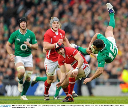 Ireland v Wales #6Nations team named