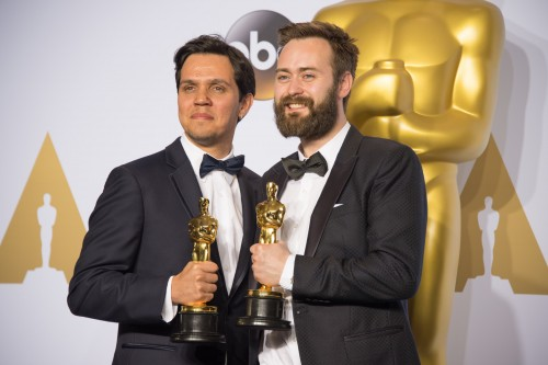Ireland's night at the 88th Academy Awards