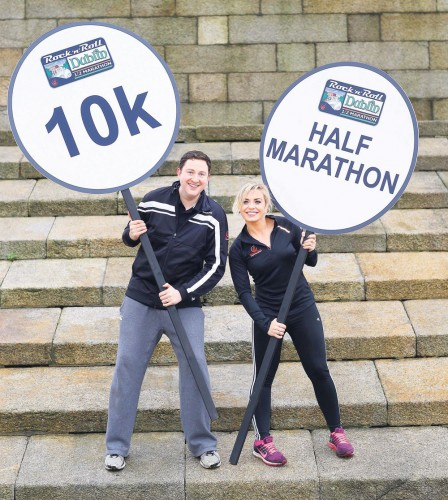 Half marathon set to rock Dublin