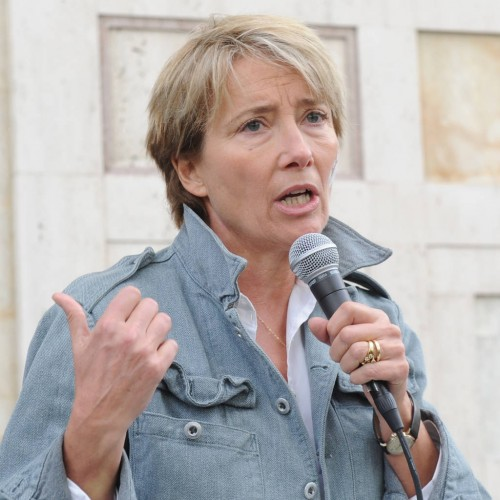 Emma Thompson calls Hollywood's lack of diversity 'pathetic'