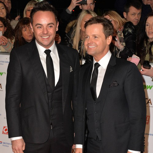 Ant and Dec: 'Saturday Night Takeaway nerves don't get any easier!'