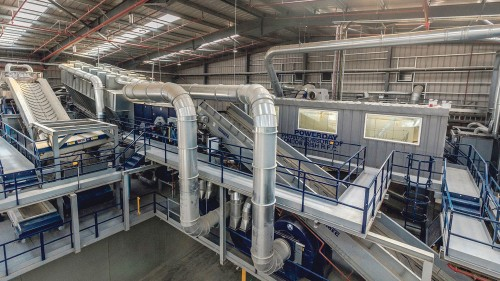 London waste firm invests in community