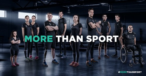 Watch the 'More Than Sport' campaign video
