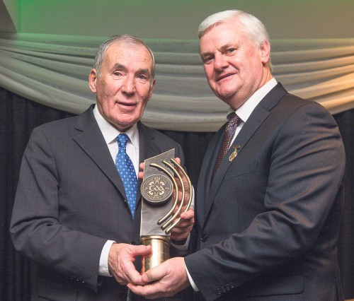 Legendary Weeshie inducted into GAA's Hall of Fame