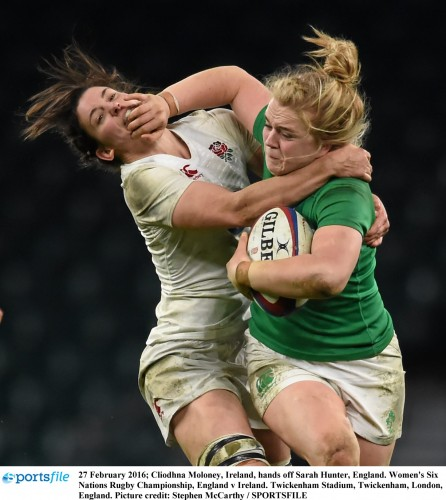 Ladies suffer narrow defeat