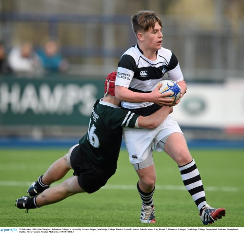 Health experts call on Government to ban tackling in school rugby