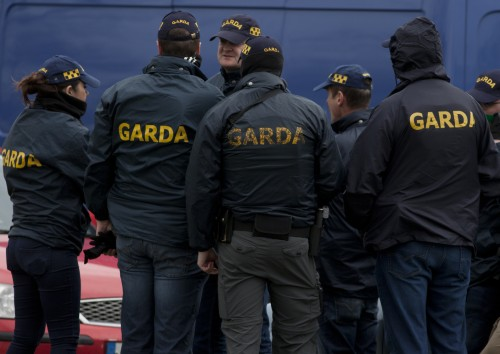 Dawn raids for Ireland's ganglands