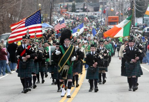LGBT finally recognised in NYC St Patrick's parade