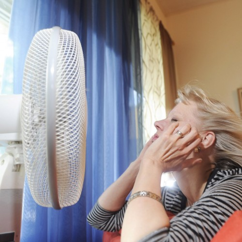 New treatment for hot flushes could help millions