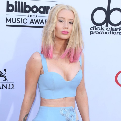 Iggy Azalea battles sickness as Team drops