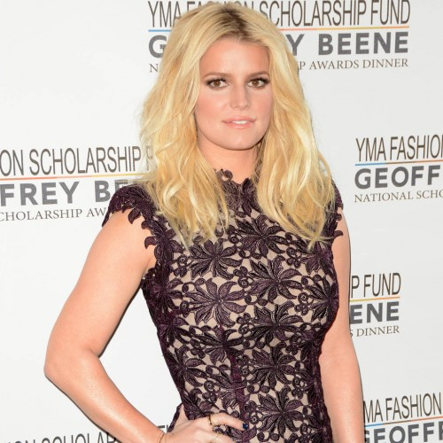 Jessica Simpson: 'I follow my gut when designing'