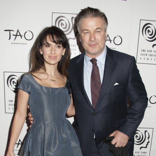 Alec Baldwin expecting son with wife Hilaria