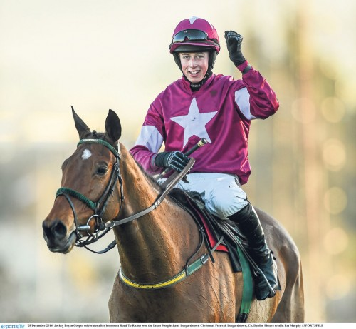 John Doyle talks through his top tips for the next days of Cheltenham