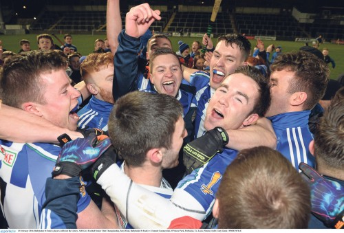 Ballyboden hunting football glory
