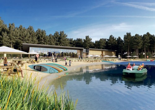 Center Parcs set for Longford after planning granted
