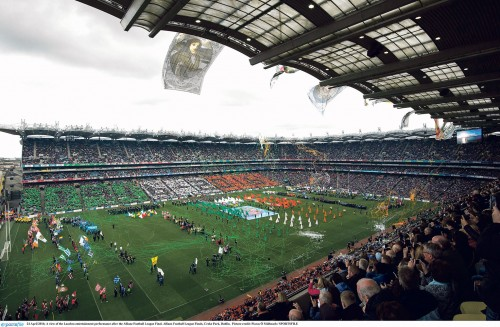 London GAA host 1916 memorial tournament