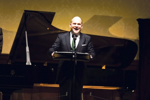 Wigmore Hall celebration of British-Irish ties