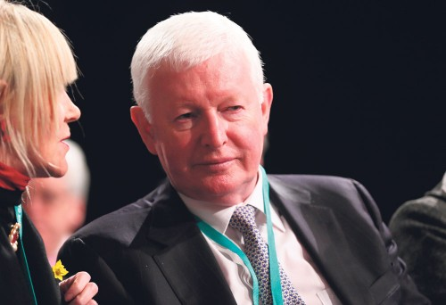 Bank of Ireland London challenged by FG's Flannery