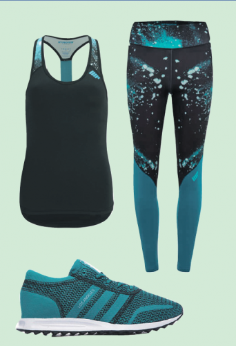 GYM KIT CHIC - Looking good, feeling great