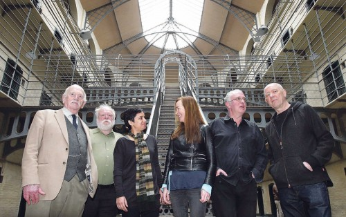 Signatories' stories re-enacted in Gaol