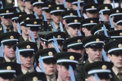 Irish Army looking for 1,450 new recruits