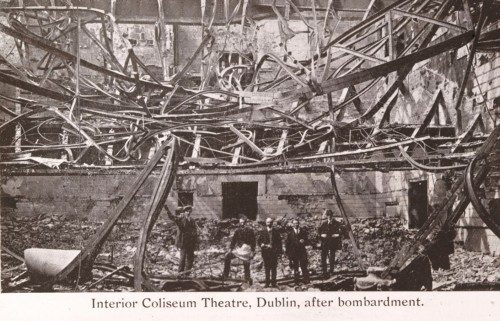 Compensation claims from 1916 Rising