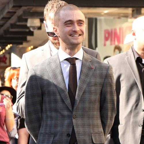 Daniel Radcliffe: 'Hollywood's gender inequality is nuts'