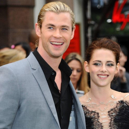 Chris Hemsworth wants Kristen Stewart to return as Snow White