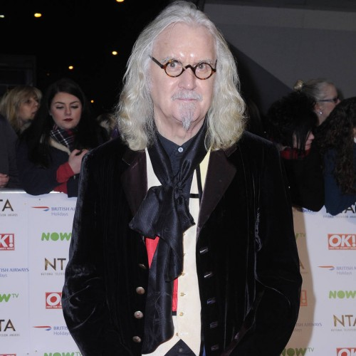 Billy Connolly 'nearly broke his neck' filming new TV show