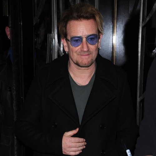 Bono: 'Send in Amy Schumer to fight ISIS'