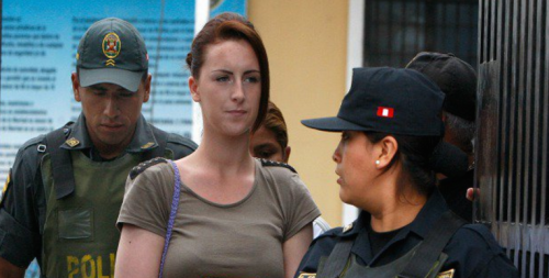 Tyrone drugs smuggler released from Peru prison
