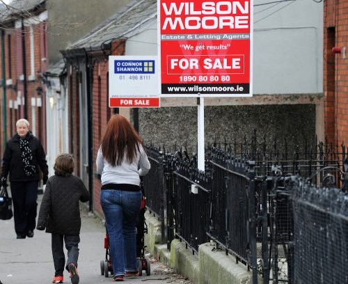 Returning Emigrants forcing up house prices