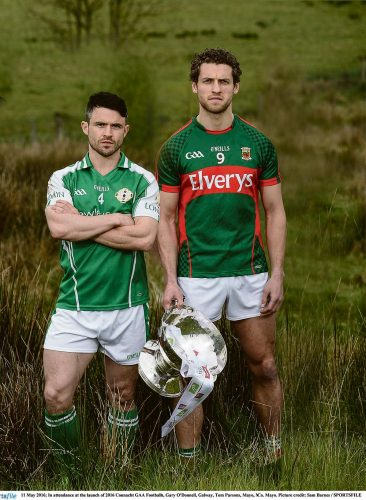 London GAA Ciaran Deely London v Mayo