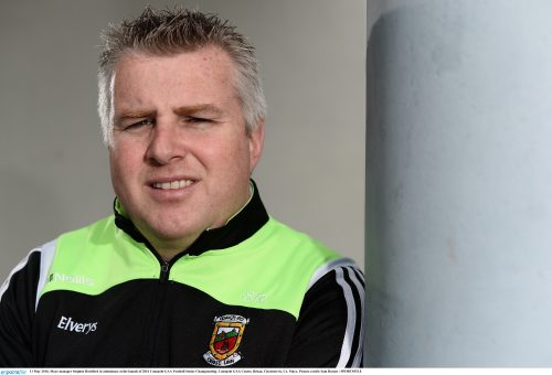 Mayo GAA London GAA Stephen Rochford