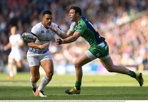 Connacht finish the job in fine style