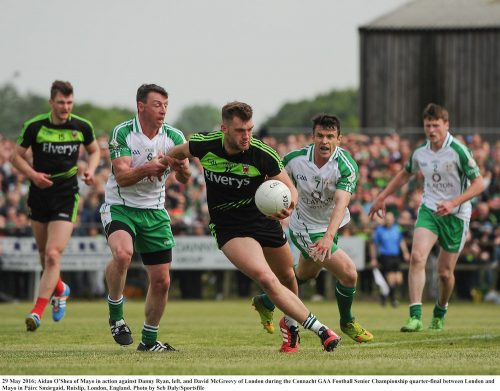 GAA: Back door for London