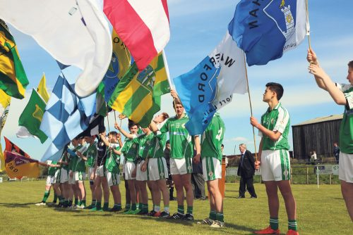 London GAA and the Rising