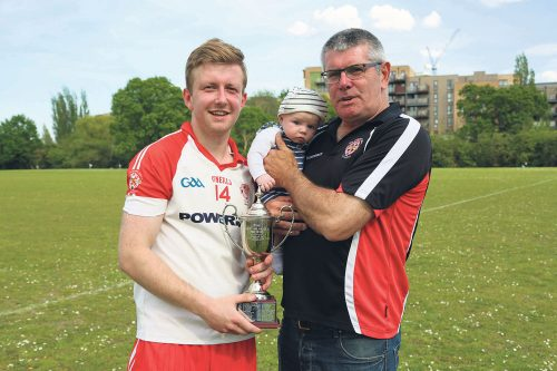 TCG juniors claim early silverware