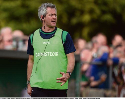 London GAA: Manager's reaction Mayo defeat