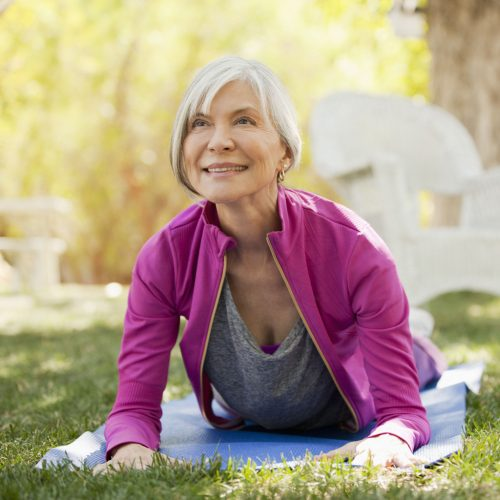 Yoga beats dementia staving brain training