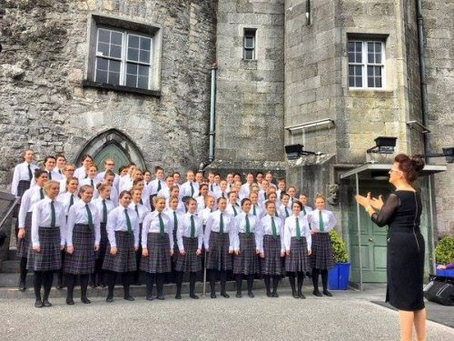 Kilkenny Choir Britain's Got Talent final