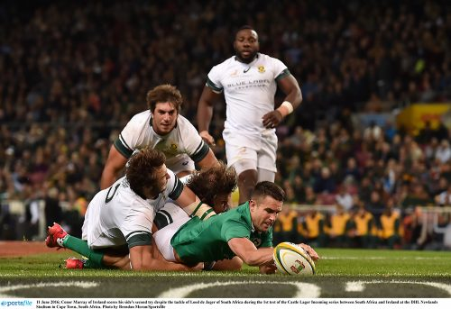 Rugby: Historic first Irish victory South Africa