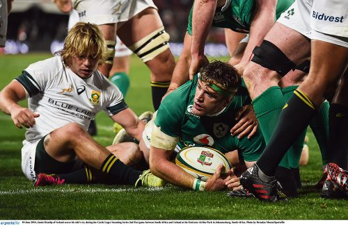 Ireland must believe victory still attainable