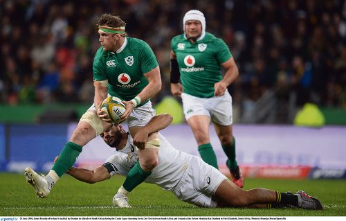 Brave Ireland missed historic rugby opportunity