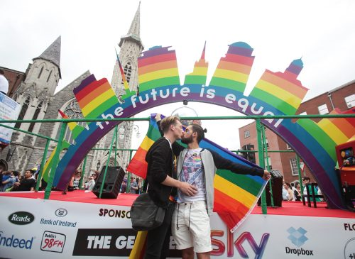 Photos: Dublin celebrates Gay Pride