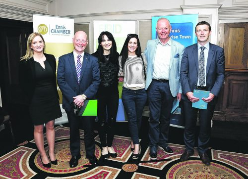 Entrepreneurs launch 2016 Clare awards