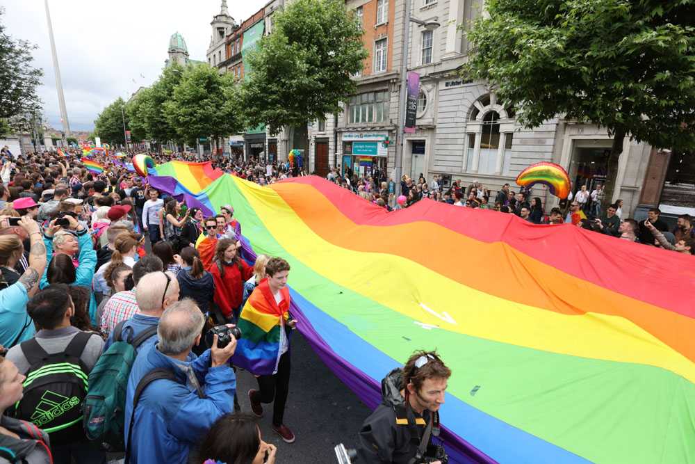 ireland gay pride