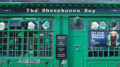 Best London Irish pubs Venues Menus